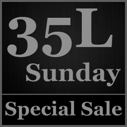 35L Sunday - Special Sale Grey