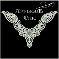 applique` chic