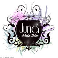 Logo Juna Artistic Tattoo