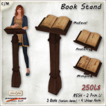 AD_Book Stand Animated