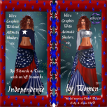 Independance for Women in Fitmesh 5SS
