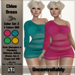 [PIC] Chloe Dress - Color Set 3
