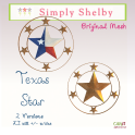 Simply Shelby Texas Star Decor
