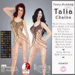 Tasty Pudding - Talia Chains ~ Main Board