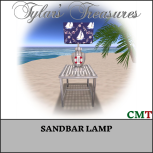 .TT. SANDBAR LAMP MP AD