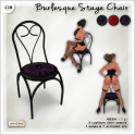 AD Burlesque Stage Chair