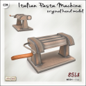AD Pasta Machine
