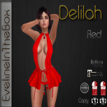 Delilah Red ADV