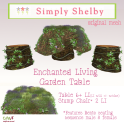 Simply Shelby Living Garden Table