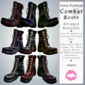 Tasty Pudding ~ Combat Boots Board