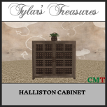 .TT. HALLISTON CABINET MP AD