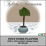 .TT. POUF POIRE PLANTER mp ad