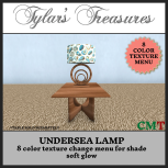.TT. UNDERSEA LAMP MP AD