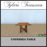 .TT. UNDERSEA TABLE MP AD