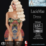 35L Sun LMagnums LacieMae Dress - Orient 1
