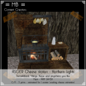 asger cheese station w