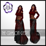 Crimson Gypsy in Fitmesh 5SS