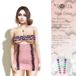 Nikki Dress Advert