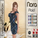 Nora Plaid ADV