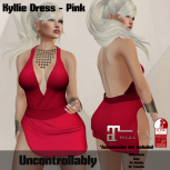 [PIC] Kyllie Dress - Pink
