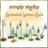 Simply Shelby Enchanted Lantern Sale