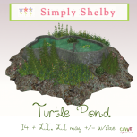Simply Shelby Turtle Pond