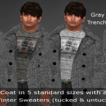 Trench Gray [TF]