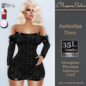 35L Sun LMagnums Amberline Dress - Rose Black