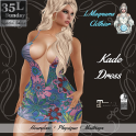 35L Sun LMagnums Kade Dress - Daisy 7