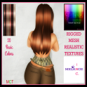 Doll Long MESH Hair_Back Display Tex