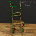 [M] Fairy Chair RedAD