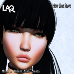 .__ New Line Store__. Shape & Skin Lunna - Laq Scarlet