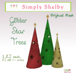 Simply Shelby GlitterTrees
