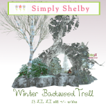 Simply Shelby Winter Backwood Troll