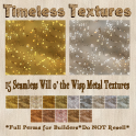 TT 15 Seamless Will o' the Wisp Metal Timeless Textures