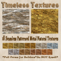 TT 18 Seamless Patterned Metal Natural Timeless Textures