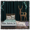 Winter Bedroom Set 1