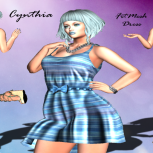 Cynthia Dress [TF]