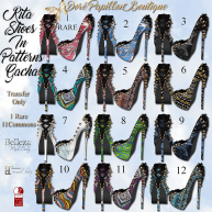 DPB Ritas Shoes In Patterns Gacha Key pg 1