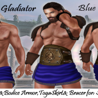 Gladiator Blue [TF]