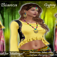 Gypsy BIANCA [TF]