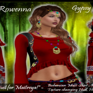 Gypsy ROWENNA [TF]