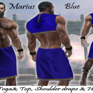 Marius AE Blue [TF]