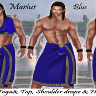 Marius Blue [TF]