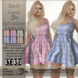 [PIC] Carol Dress - Soft Daisies 6 Colors HUD