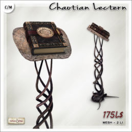 AD Chaotian Lectern