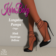 AD-Langston Pumps- Onyx