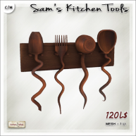 AD Sam Kitchen Tools