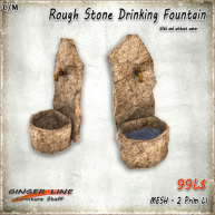 AD_Drinking_Fountain_Rough_Stone