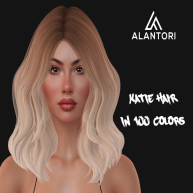 ALANTORI - Katie Hair in 100 Colors